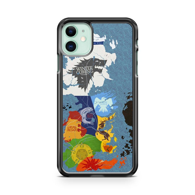 Game Of Thrones The Reach The Avle iPhone 11 Case Cover