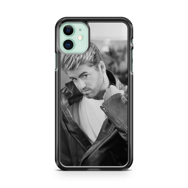 George Michael Singer iPhone 11 Case Cover