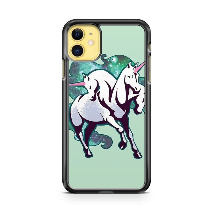 3 Headed Unicorn iPhone 11 Case Cover | Overkill Inc.