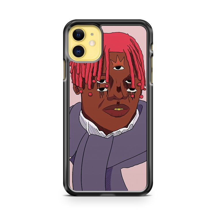 5 Eyes Lil Yachty iPhone 11 Case Cover | Overkill Inc.