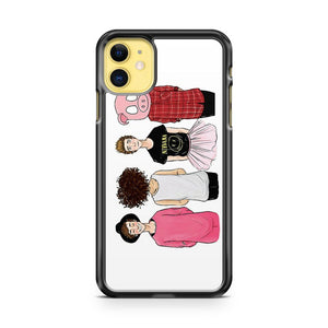 5 Seconds Of Livestream iPhone 11 Case Cover | Overkill Inc.