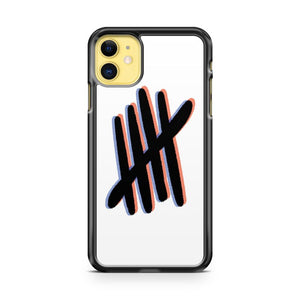 5Sos Logo iPhone 11 Case Cover | Overkill Inc.