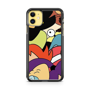 31St Century Family iPhone 11 Case Cover | Overkill Inc.