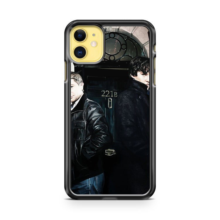 221B iPhone 11 Case Cover | Overkill Inc.