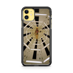 2001 A Space Odyssey Hallway iPhone 11 Case Cover | Overkill Inc.