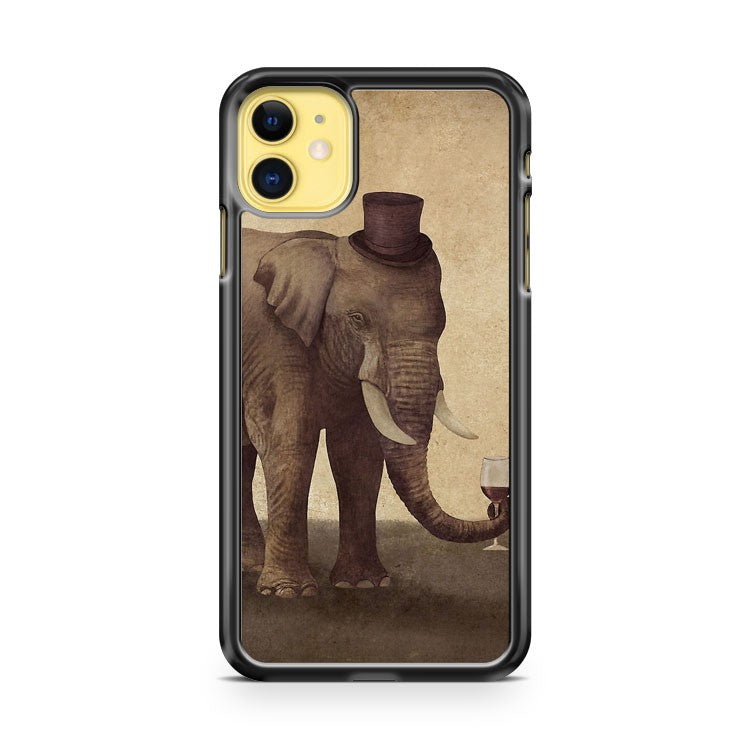 A Fine Vintage iPhone 11 Case Cover | Overkill Inc.