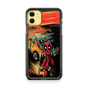 A Merc With No Tacos iPhone 11 Case Cover | Overkill Inc.
