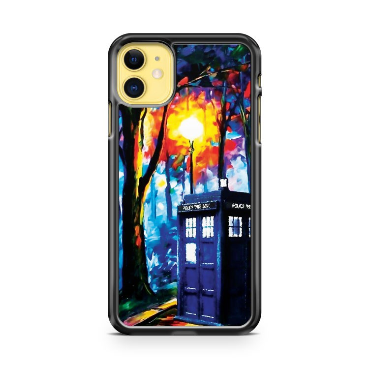 Abandoned Time Travel iPhone 11 Case Cover | Overkill Inc.
