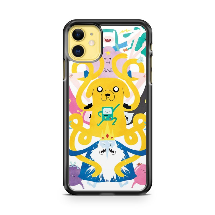 Adventure Time Comic iPhone 11 Case Cover | Overkill Inc.