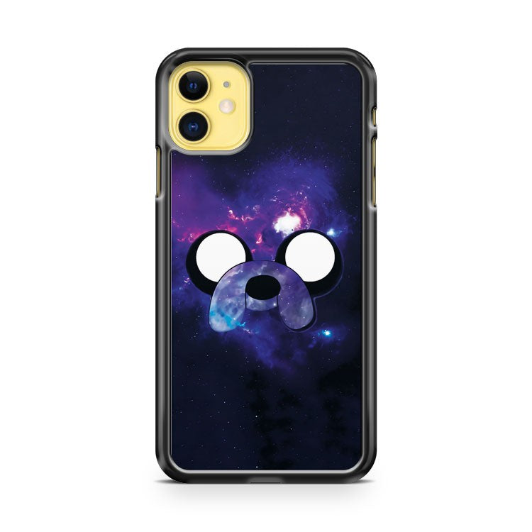 Adventure Time Dog Galaxy iPhone 11 Case Cover | Overkill Inc.