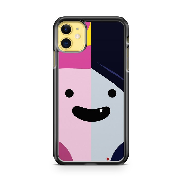 Adventure Time Princess Bubblegum And Marceline iPhone 11 Case Cover | Overkill Inc.