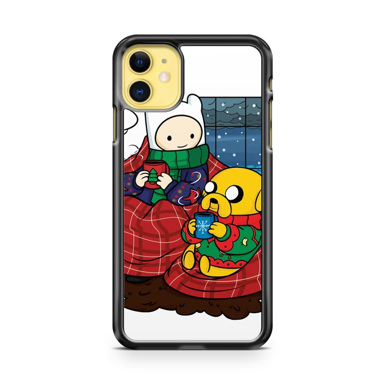 Adventure Time Really Big Sweaters iPhone 11 Case Cover | Overkill Inc.