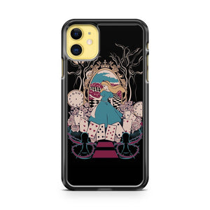 Alice iPhone 11 Case Cover | Overkill Inc.