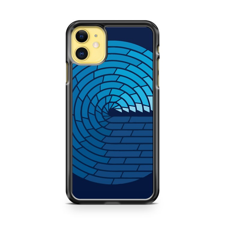 Almighty Ocean iPhone 11 Case Cover | Overkill Inc.