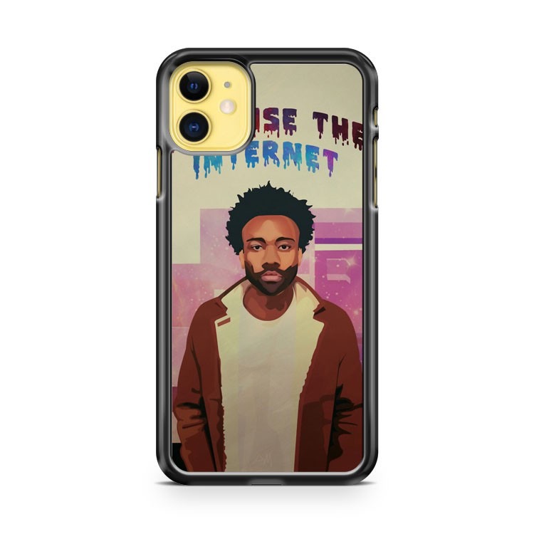 Alternate Because The Internet Album Cover iPhone 11 Case Cover | Overkill Inc.