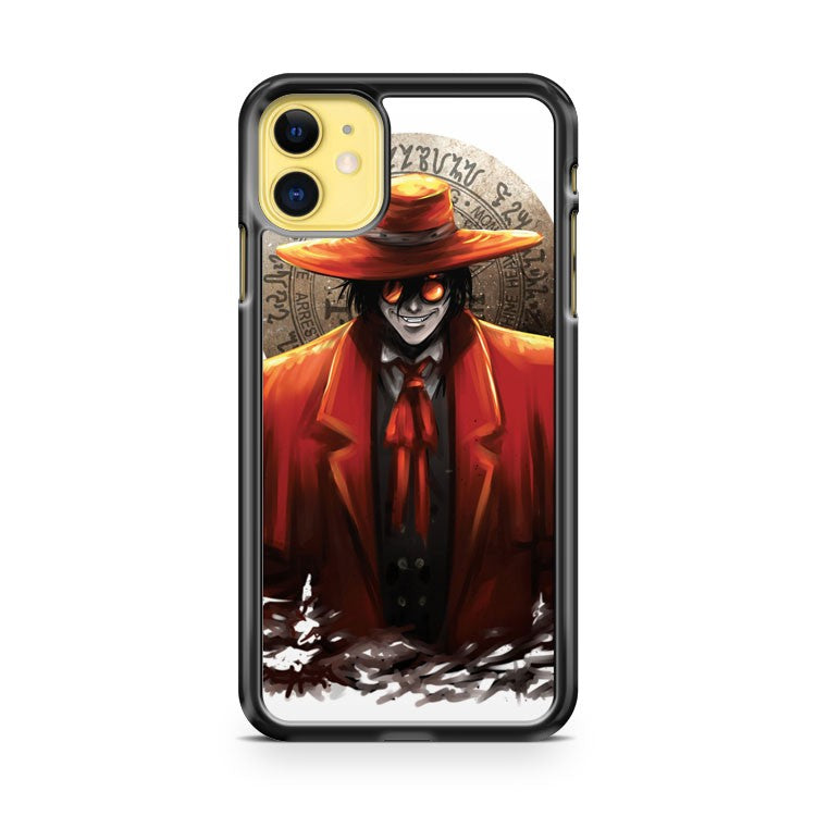 Alucard iPhone 11 Case Cover | Overkill Inc.