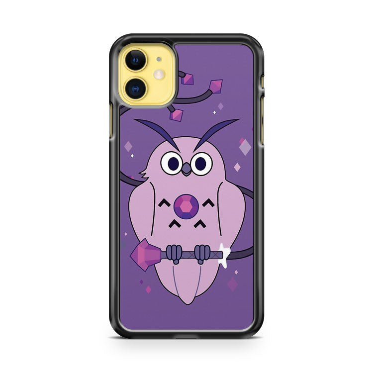 Amethyst Steven Universe Amethyst Purple Owl iPhone 11 Case Cover | Overkill Inc.
