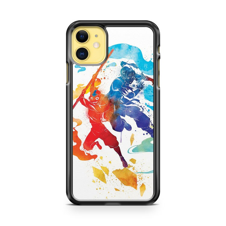 Ang And Korra The 2 Avatars iPhone 11 Case Cover | Overkill Inc.