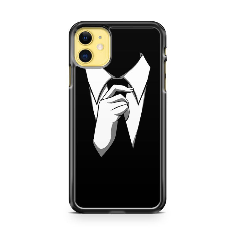 Anonymous iPhone 11 Case Cover | Overkill Inc.