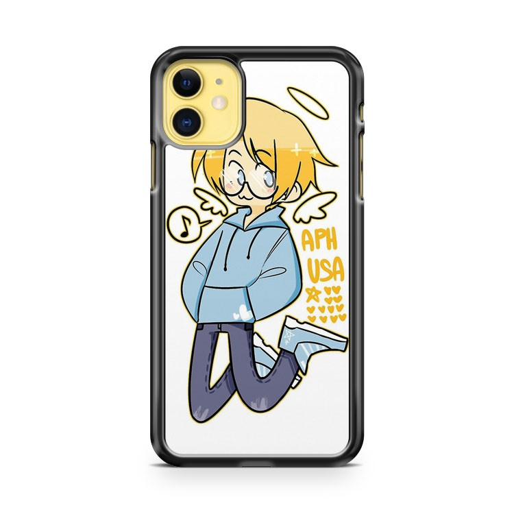 Aph America Jump iPhone 11 Case Cover | Overkill Inc.