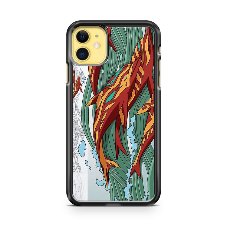 Aquamarine Revenge iPhone 11 Case Cover | Overkill Inc.