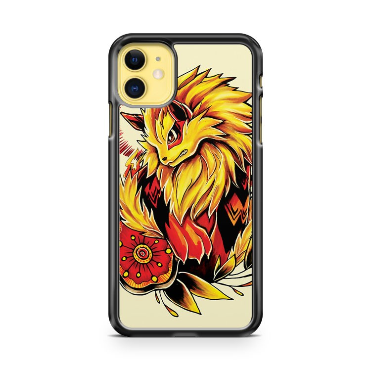Arcanine iPhone 11 Case Cover | Overkill Inc.
