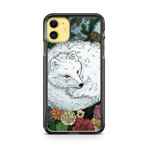Arctic Fox iPhone 11 Case Cover | Overkill Inc.