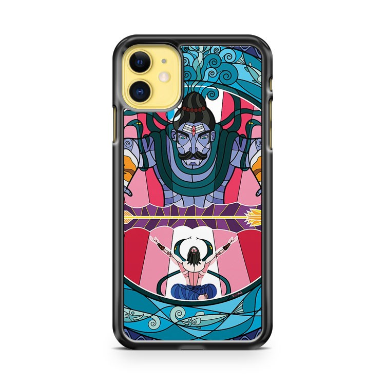 Arjuna s Penance iPhone 11 Case Cover | Overkill Inc.