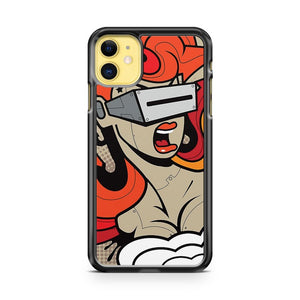 Arrowbot iPhone 11 Case Cover | Overkill Inc.