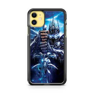 Arthas Lich King iPhone 11 Case Cover | Overkill Inc.