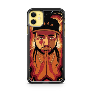 Asap Ferg iPhone 11 Case Cover | Overkill Inc.