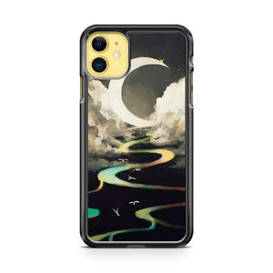 Ascending By Aurora iPhone 11 Case Cover | Overkill Inc.