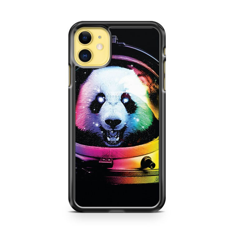 Astronaut Panda iPhone 11 Case Cover | Overkill Inc.