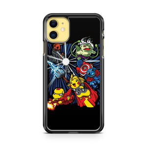 Avengermon iPhone 11 Case Cover | Overkill Inc.