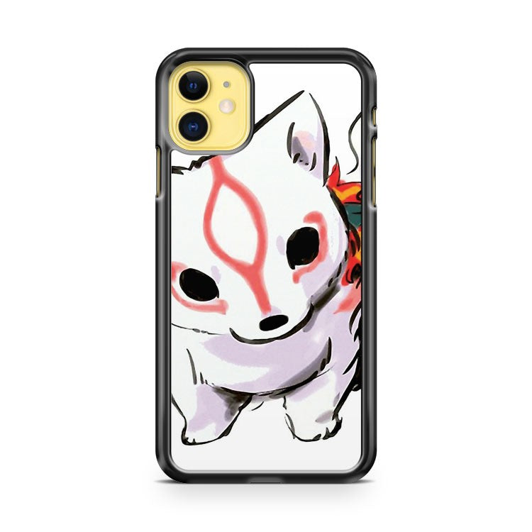 Baby Okamiquestioning iPhone 11 Case Cover | Overkill Inc.