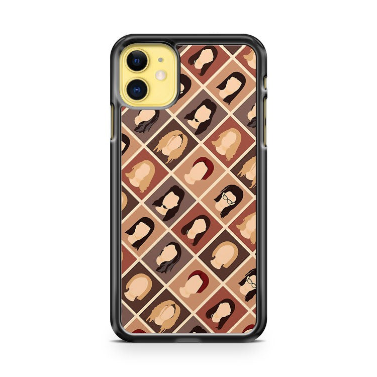 Clone Pattern iPhone 11 Case Cover | Overkill Inc.