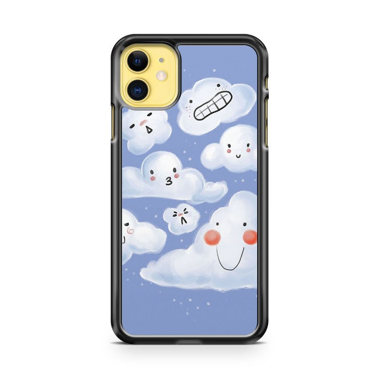 Cloud Family iPhone 11 Case Cover | Overkill Inc.
