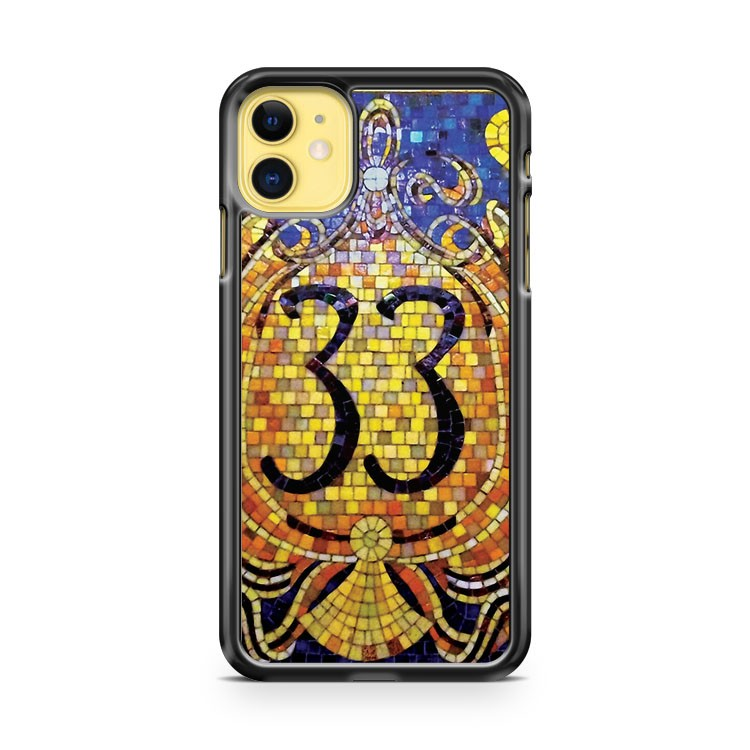 Club 33 iPhone 11 Case Cover | Overkill Inc.