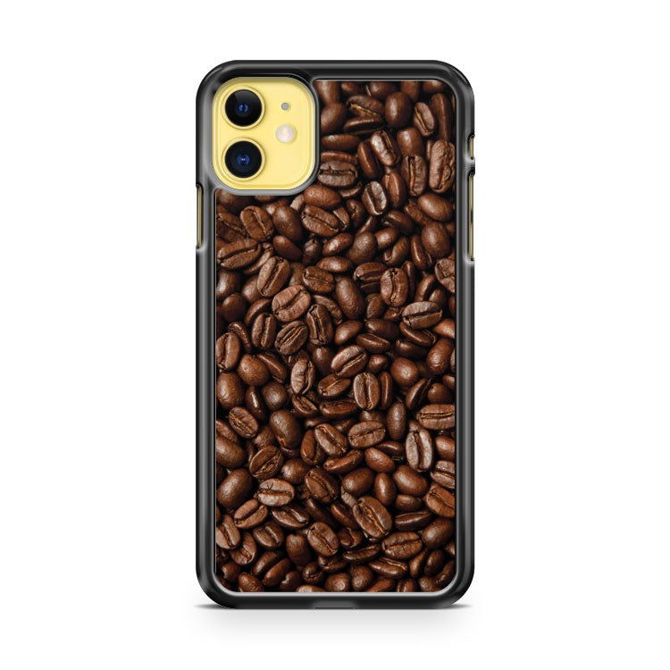 Coffee Bean iPhone 11 Case Cover | Overkill Inc.