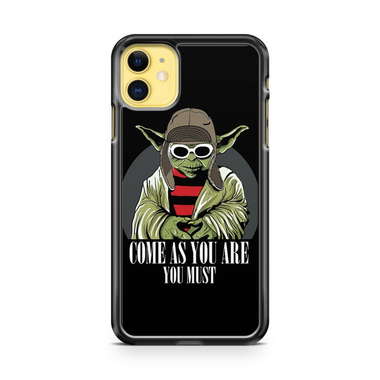 Come As You Are You Must iPhone 11 Case Cover | Overkill Inc.