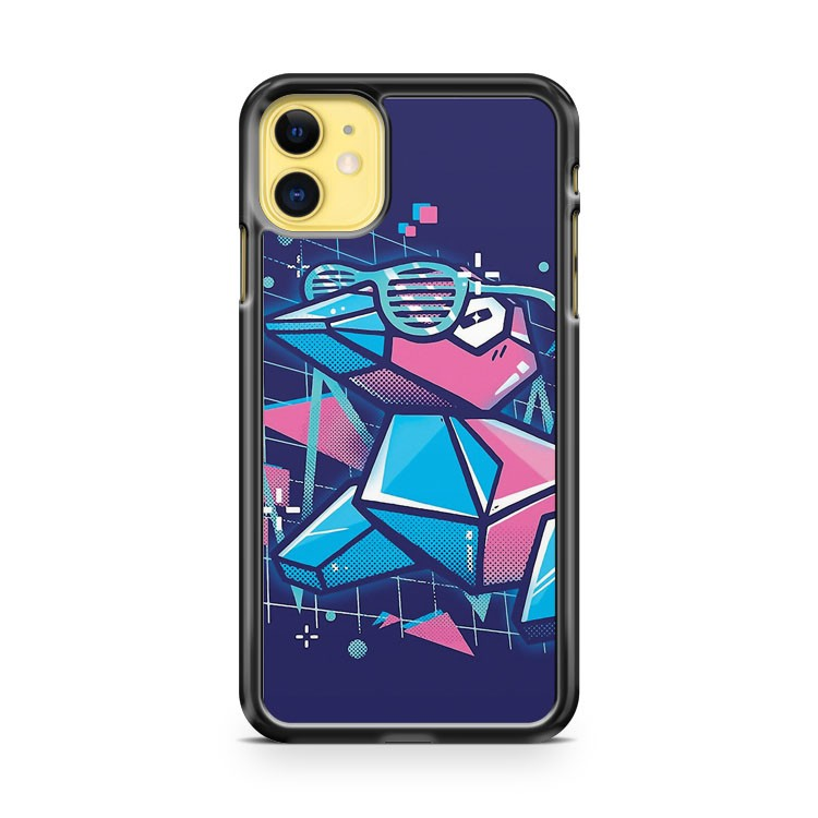 Cool Porygon iPhone 11 Case Cover | Overkill Inc.
