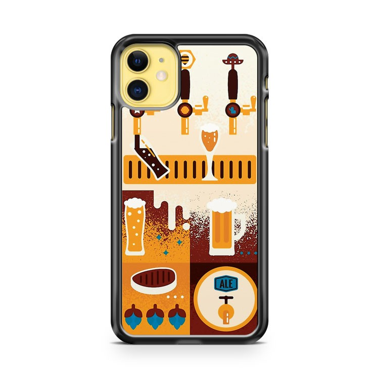 Craft Beer Concept iPhone 11 Case Cover | Overkill Inc.