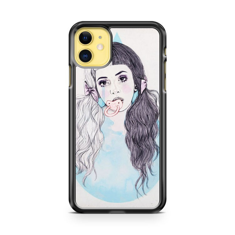 Cry Baby iPhone 11 Case Cover | Overkill Inc.