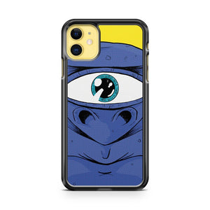 Cyclops Art iPhone 11 Case Cover | Overkill Inc.