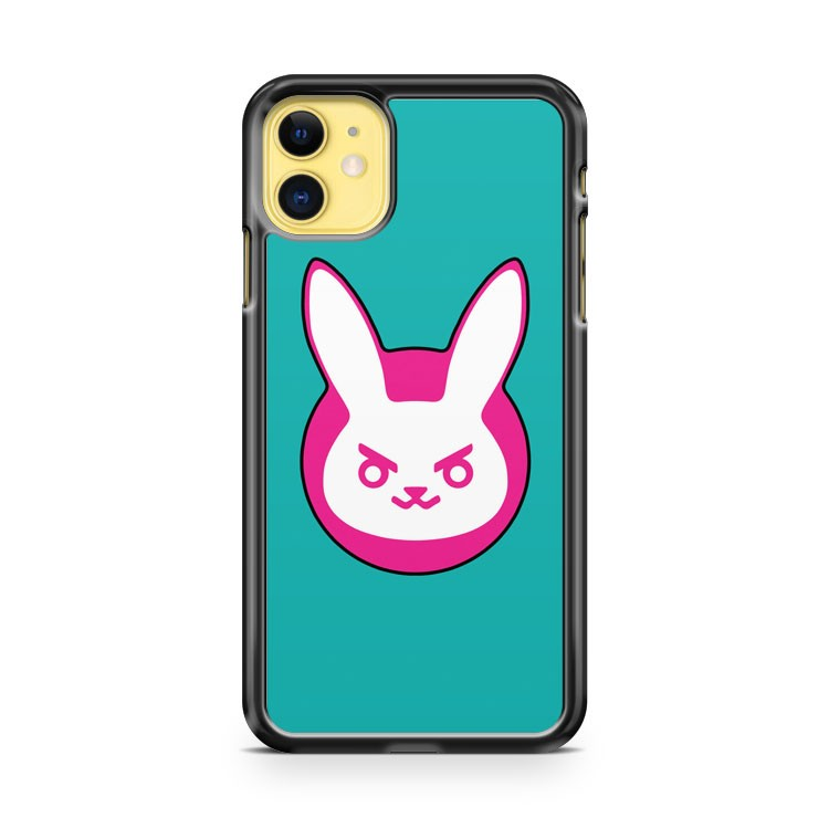 D Bunny iPhone 11 Case Cover | Overkill Inc.