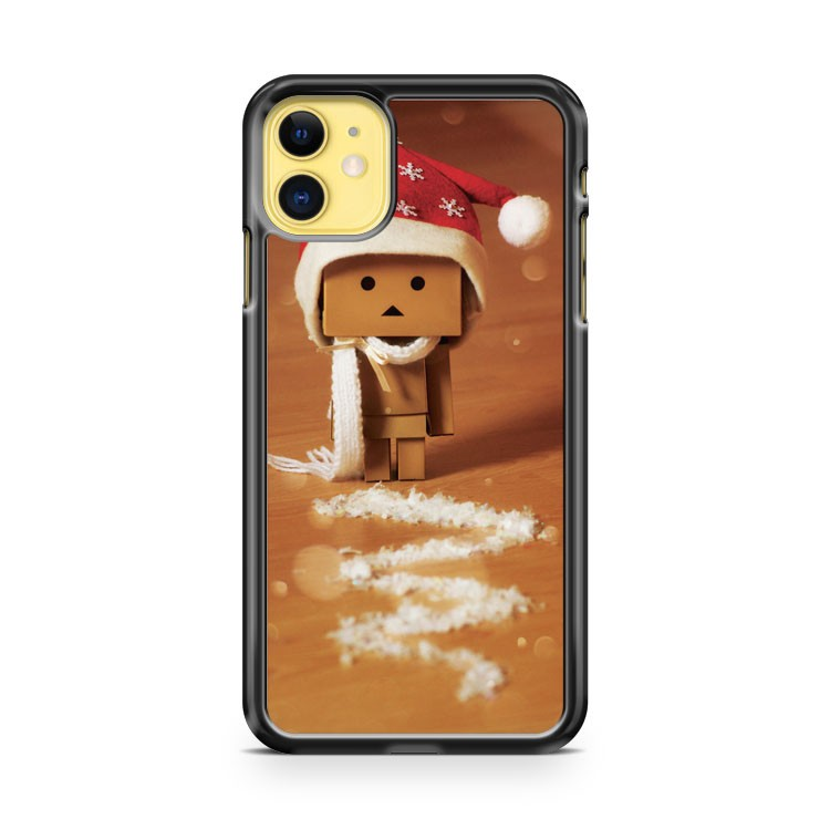 Danbo Christmas iPhone 11 Case Cover | Overkill Inc.