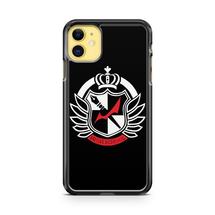 Danganronpa Hope s Peak Academy iPhone 11 Case Cover | Overkill Inc.