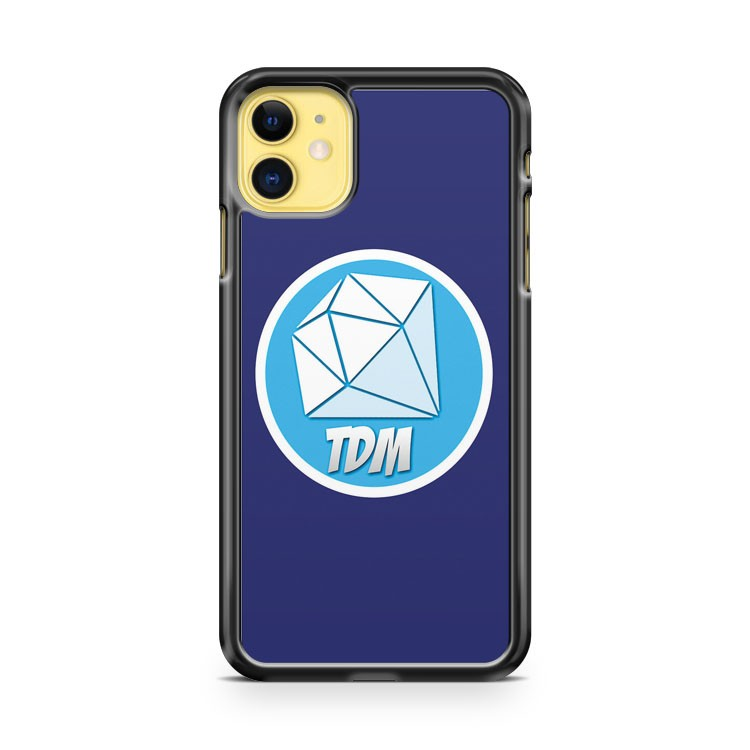 Dantdm iPhone 11 Case Cover | Overkill Inc.