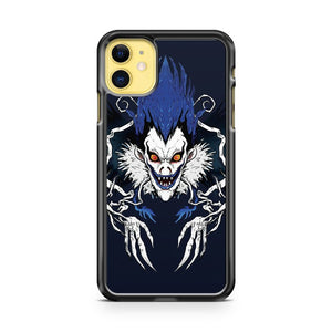 Dark Notes iPhone 11 Case Cover | Overkill Inc.