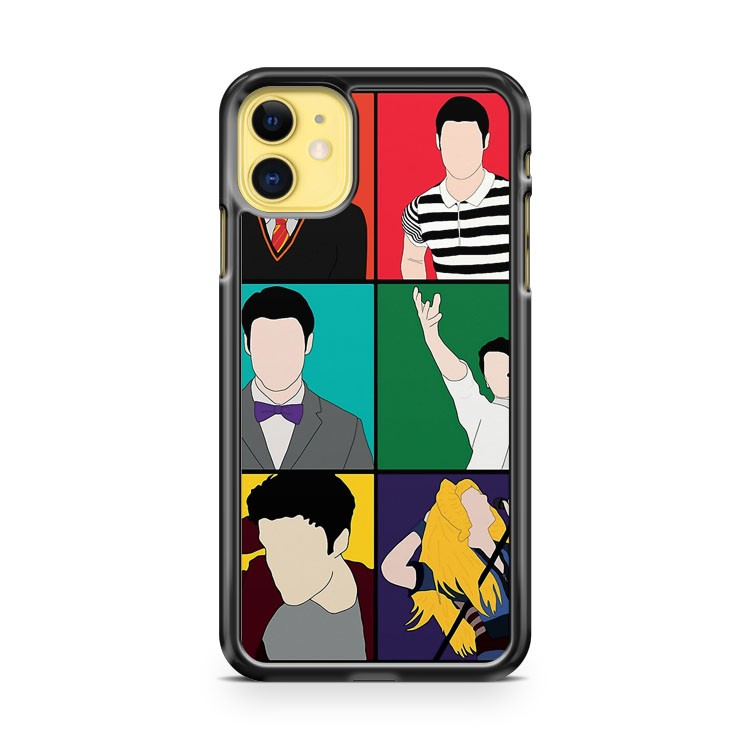 Darren Criss From Harry To Hedwig iPhone 11 Case Cover | Overkill Inc.